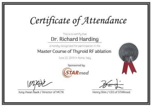 Harding_RFA_Certificate